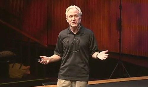 ВИДЕО: Ричард С. Джон: Успех — это не путь в одну сторону, а путешествие по кругу