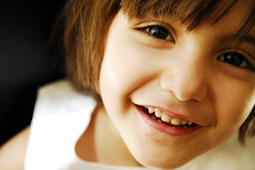 Как красиво сфотографировать ребенка?
