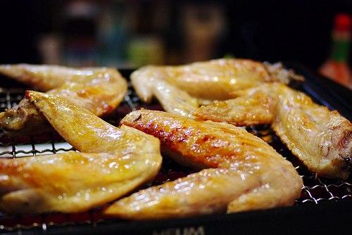 РЕЦЕПТЫ: готовим курицу на гриле