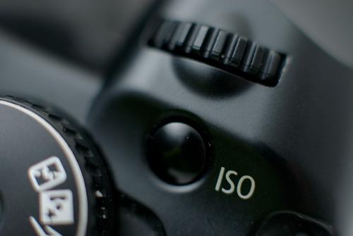 как настроить ISO на фотоаппарате