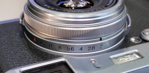 настройки фотоаппарата, диафрагма