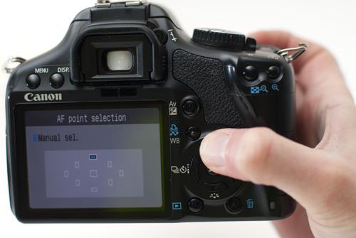 как настроить автофокус на фотоаппарате