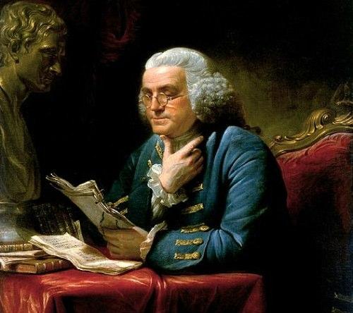Правила поведения в незнакомом обществе: 5 уроков от Бенджами Франклина