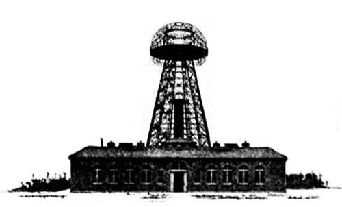 Башня Тесла