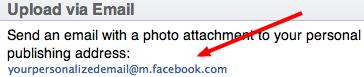 как удобно отправлять много фото с iPhone в facebook