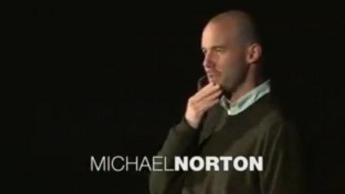 айкл Нортон о том, что счастье за деньги всё-таки можно купить