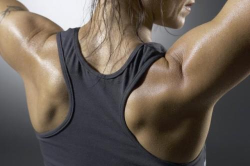 как осанка помогает правильнее выполнять упражнения