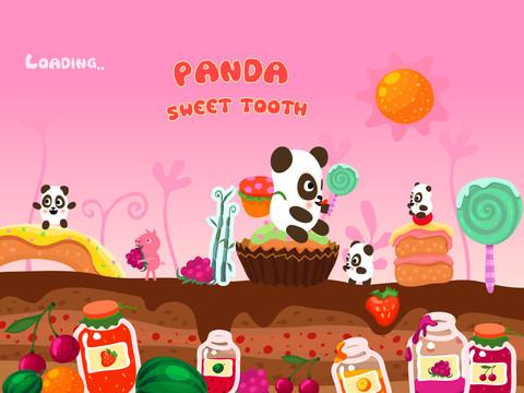 Игра Panda Sweet Tooth: в главной роли — чудо-панда