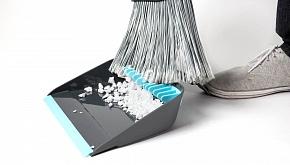 Удобный совок для мусора, вещи для дома