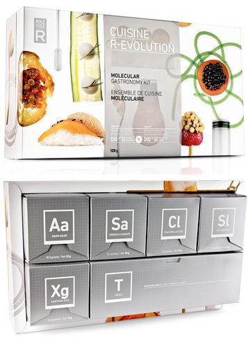 набор для молекулярной кухни
