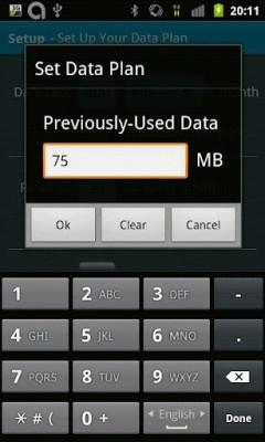 Отличный монитор мобильного трафика для Android