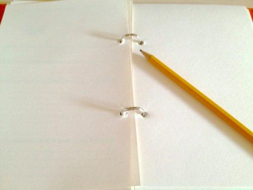 блокнот для свободного творчества