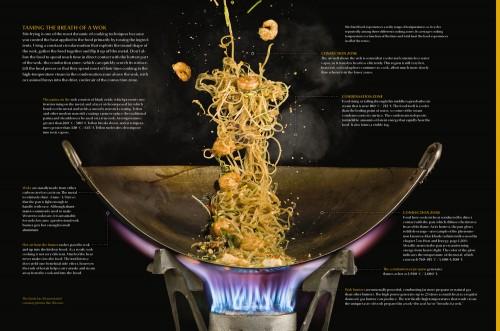еда и химия, секреты молекулярной кухни