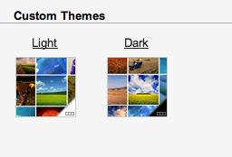 Установите в настройках вида Gmail свои фотографии