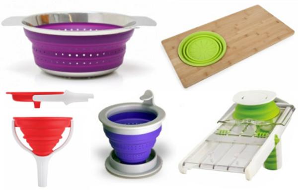 Лайфхакерские товары для кухни: как сэкономить место и деньги?
