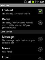 misHaps поможет найти владельца потерянного Android