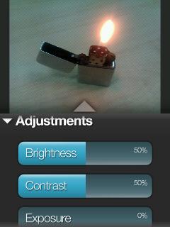 Snaptastic: удобный графический редактор для Android