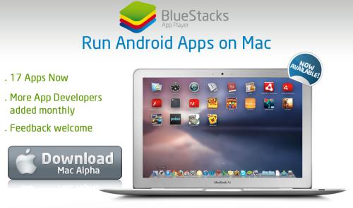 Как запустить Android приложение на Mac