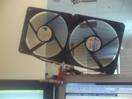 Как сделать «компьютерный» вентилятор для себя своими руками