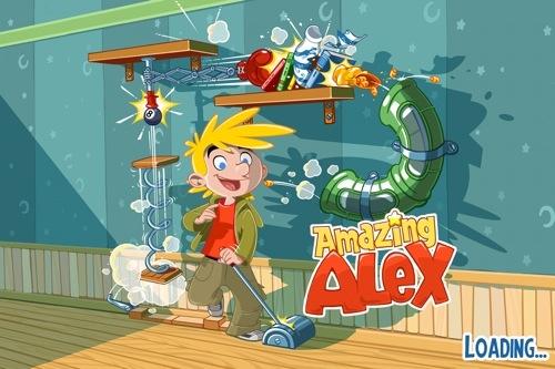 Amazing Alex, новая игра Rovio, уже в App Store