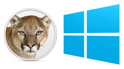 Mountain Lion и Windows 8: кто лучше?