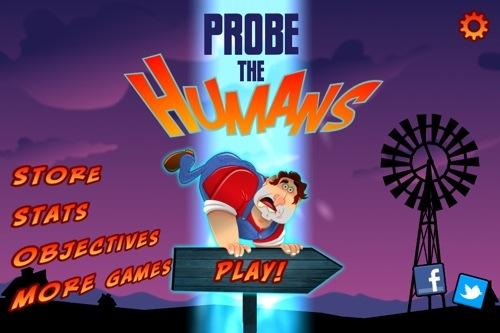 Probe the Humans: похитить все живое