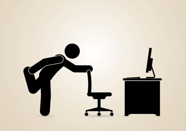 Работа в офисе и здоровый образ жизни