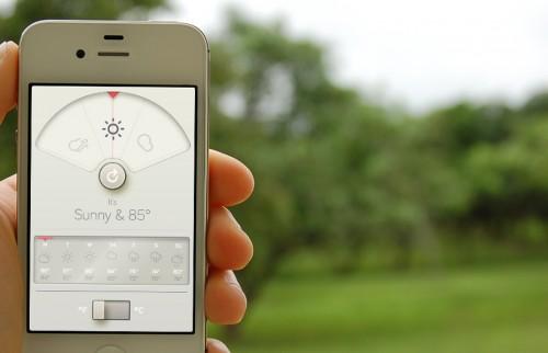 Wthr — это новая погода для iPhone