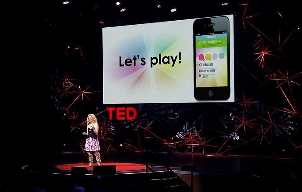 ВИДЕО: Джейн Макгонигал об игре, которая продлевает жизнь на 10 лет
