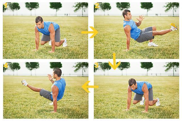 Снижение веса: 15 наиболее эффективных упражнений