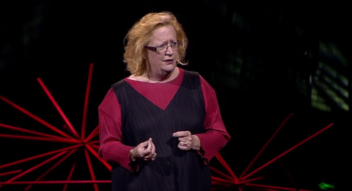 ВИДЕО: Маргарет Хеффернан о том, как важно отстаивать свою точку зрения
