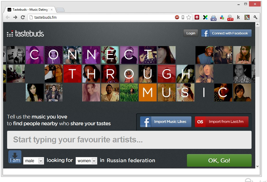 dating sites for music lovers