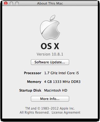 Как сделать скриншот в OS X и изменить его формат по умолчанию