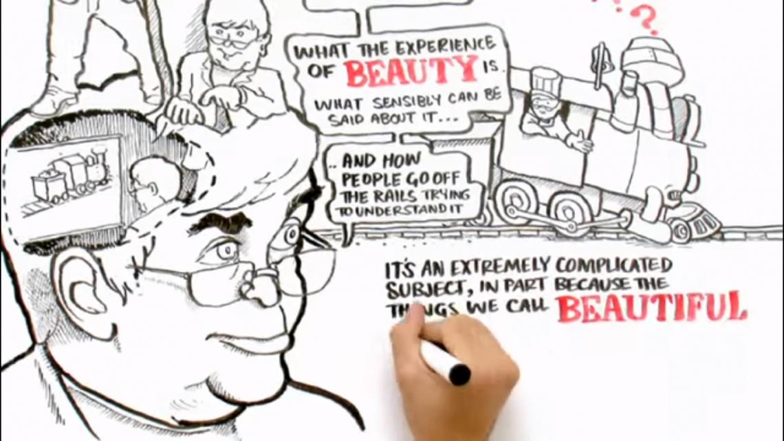 ВИДЕО: Деннис Даттон об эволюции понятия «красота»
