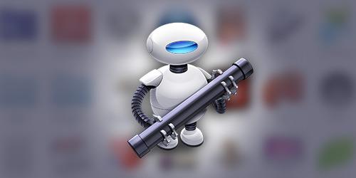 Automator: извлечение иконок приложений с сохранением в PNG-файлах
