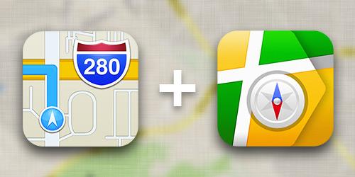 iOS 6 заручится поддержкой «Яндекс.Карт»