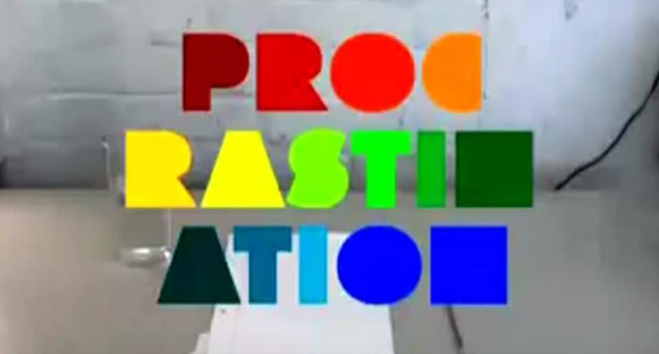 ВИДЕО: Что такое прокрастинация — 40 с хвостиком определений