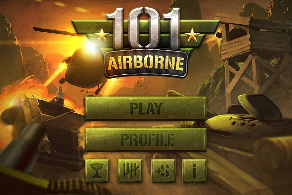 101 Airborne: Доброе утро, Вьетнам!