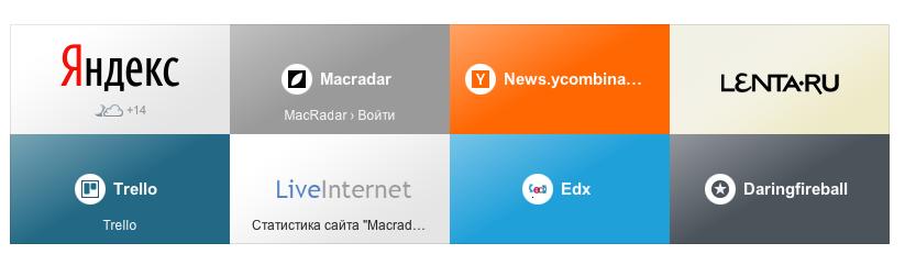 Опрос: как вам браузер Яндекса?