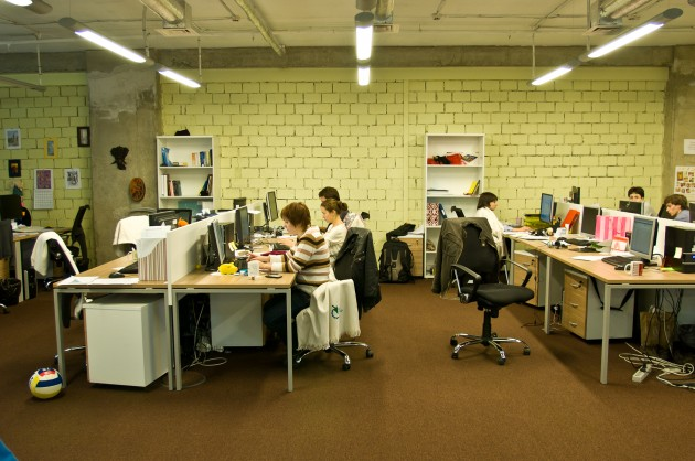 фотография офис UsabilityLab