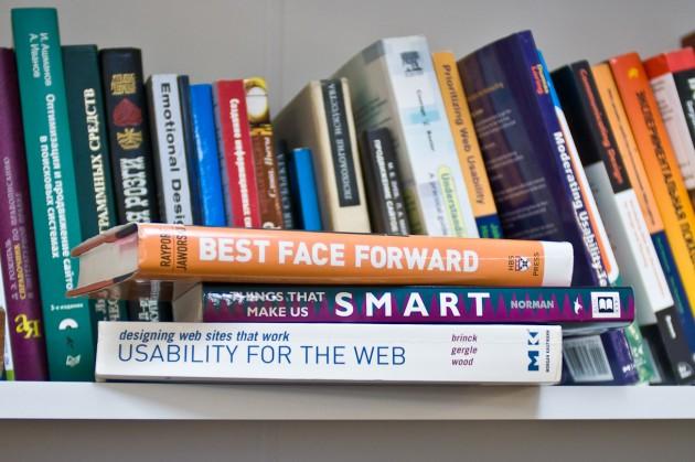 книги, которые будут полезны новичку в сфере юзабилити