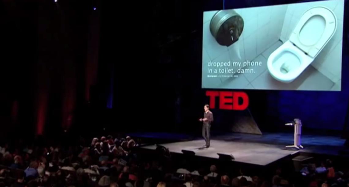 ВИДЕО: Эван Уильямс о том, как пользователи изменили Twitter