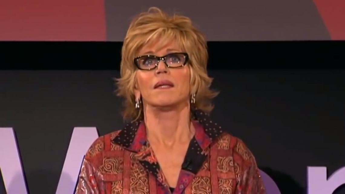 ВИДЕО: Джейн Фонда о том, как правильно распорядиться «третьим актом жизни»