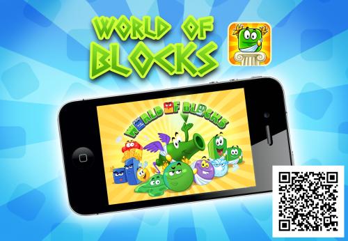 World of Blocks — симпатичная и позитивная игра (конкурс завершен)