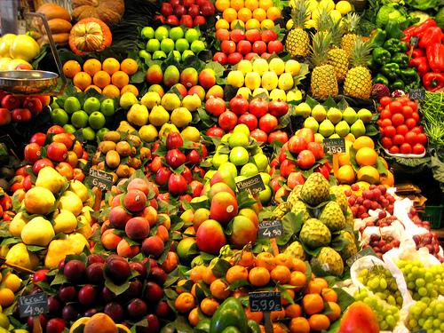 ИНФОГРАФИКА: Содержание сахара во фруктах