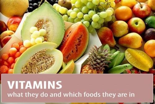ИНФОГРАФИКА: Какие витамины нам нужны и где их можно найти