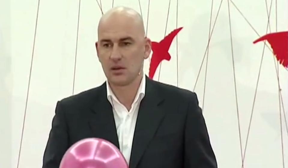 ВИДЕО: Радислав Гандапас о внутренней энергии и мотивации