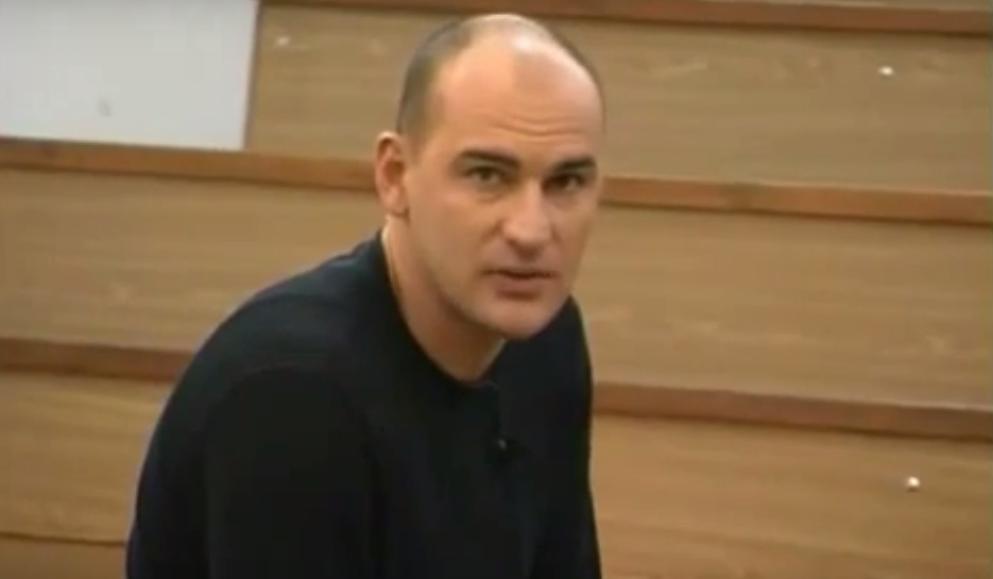 ВИДЕО: Радислав Гандапас о публичных выступлениях. Урок №1