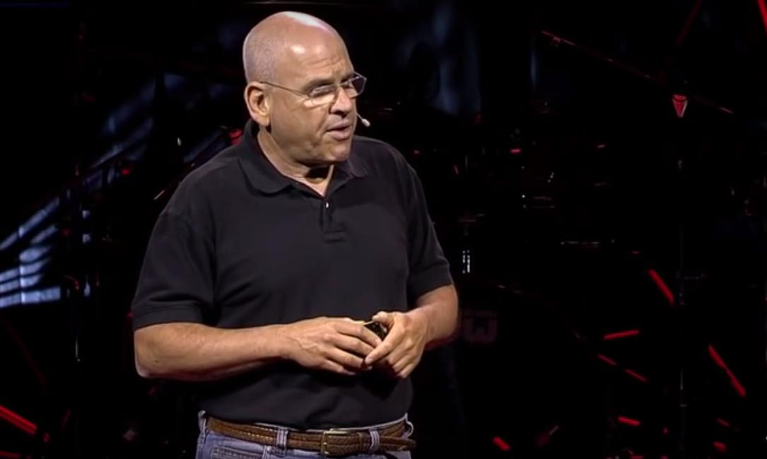 ВИДЕО: Шимон Шокен о самоорганизовывающихся онлайновых курсах