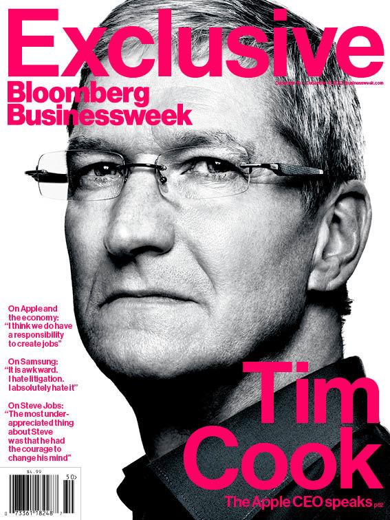 Тим Кук о перестановках в руководстве Apple